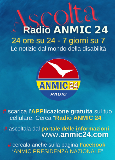 Radio ANMIC 24 - A. N. M. I. C.